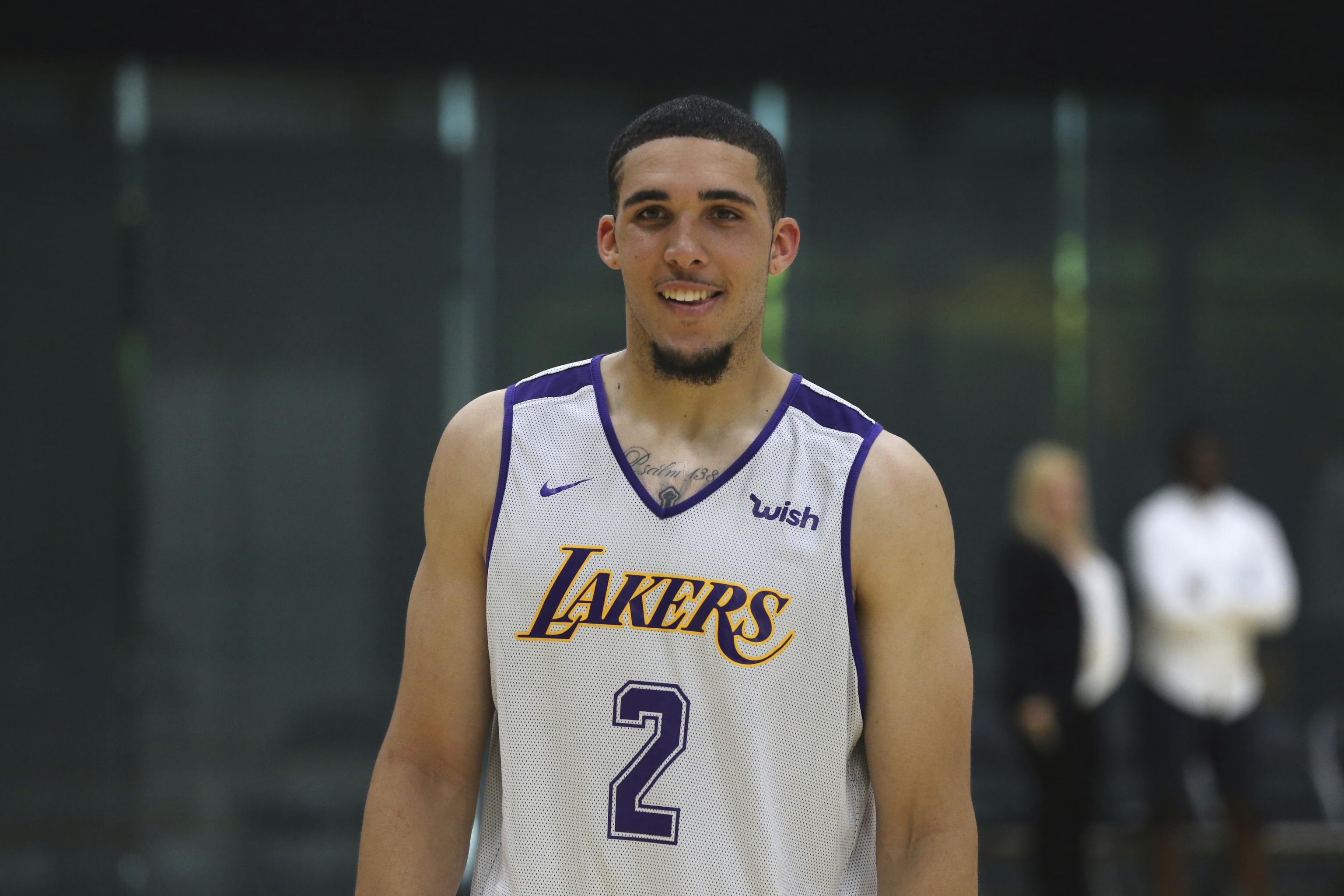 Liangelo Ball S T I Did Off The Court Was The Reason I Didn T Get Drafted Bleacher Report Latest News Videos And Highlights