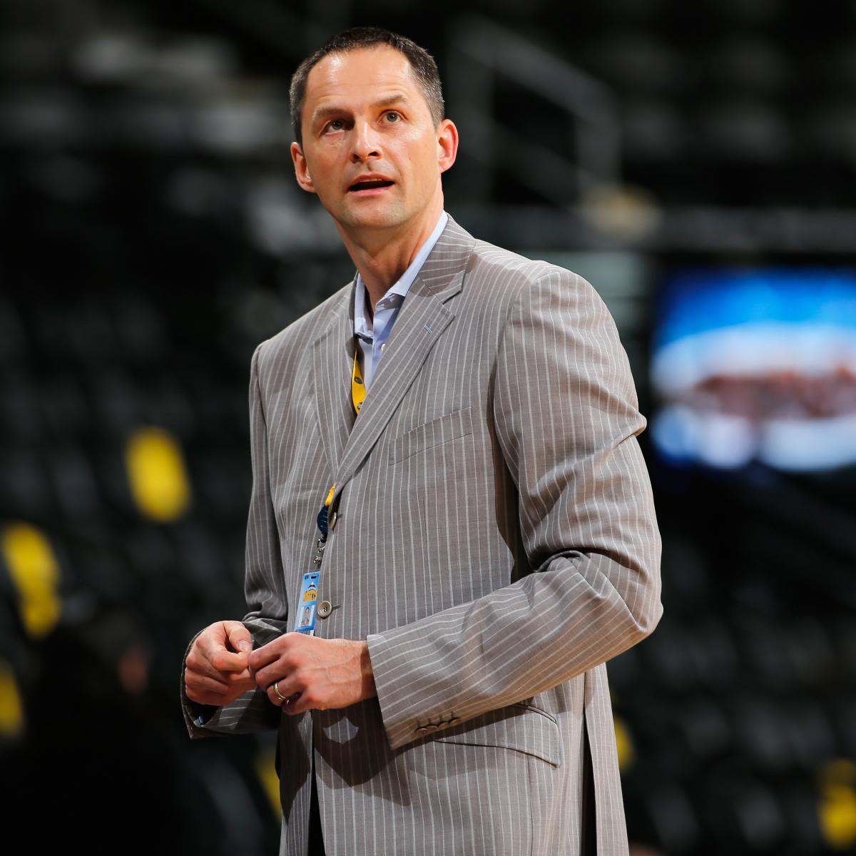 Nuggets Rumors: NBA Rumors: Nuggets GM Arturas Karnisovas Turned Down
