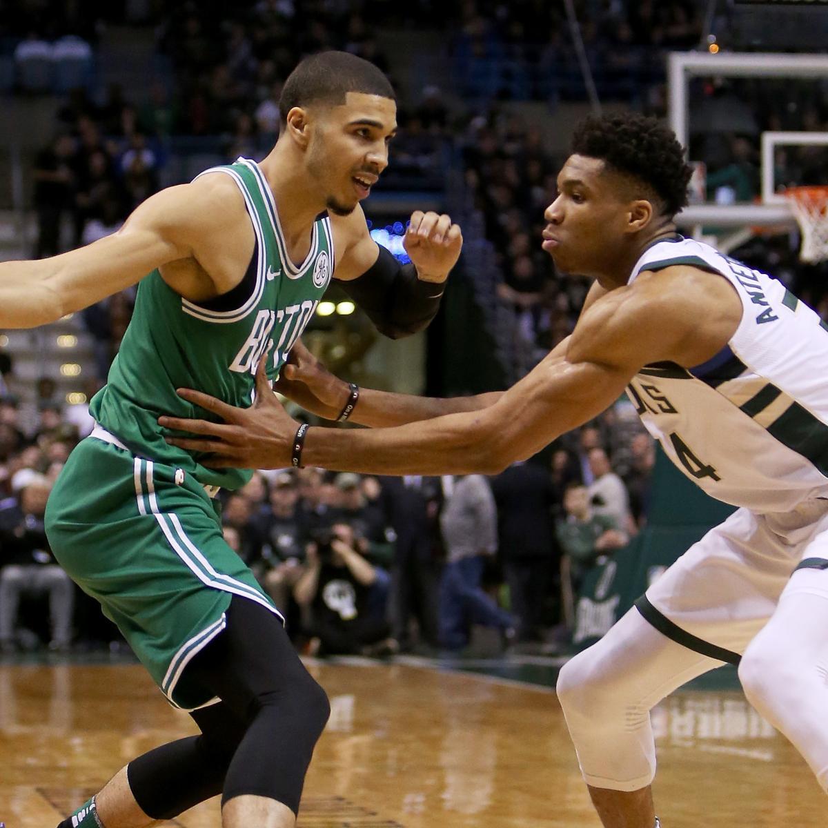 NBA Player Rankings: B/R's Top 15 Power Forwards Entering