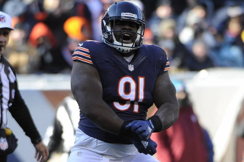 ea52fbd5 Eddie Goldman, Bears Agree to 4-Year Contract Worth Reported $42 ...