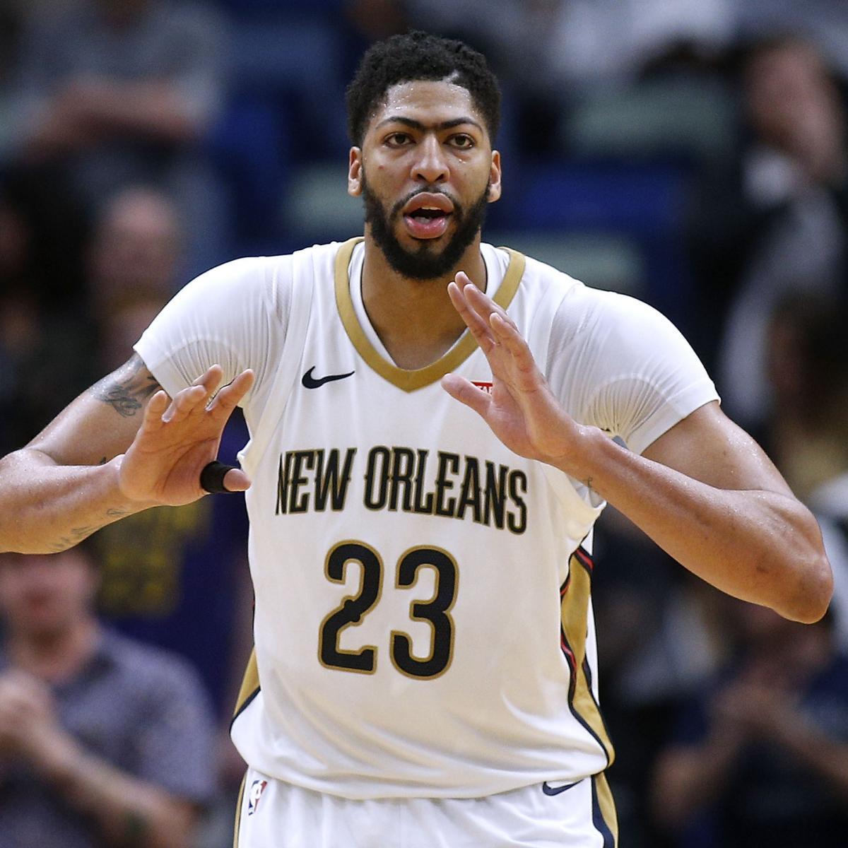 B/R's Top 100 NBA Players Entering The 2018-19 Season
