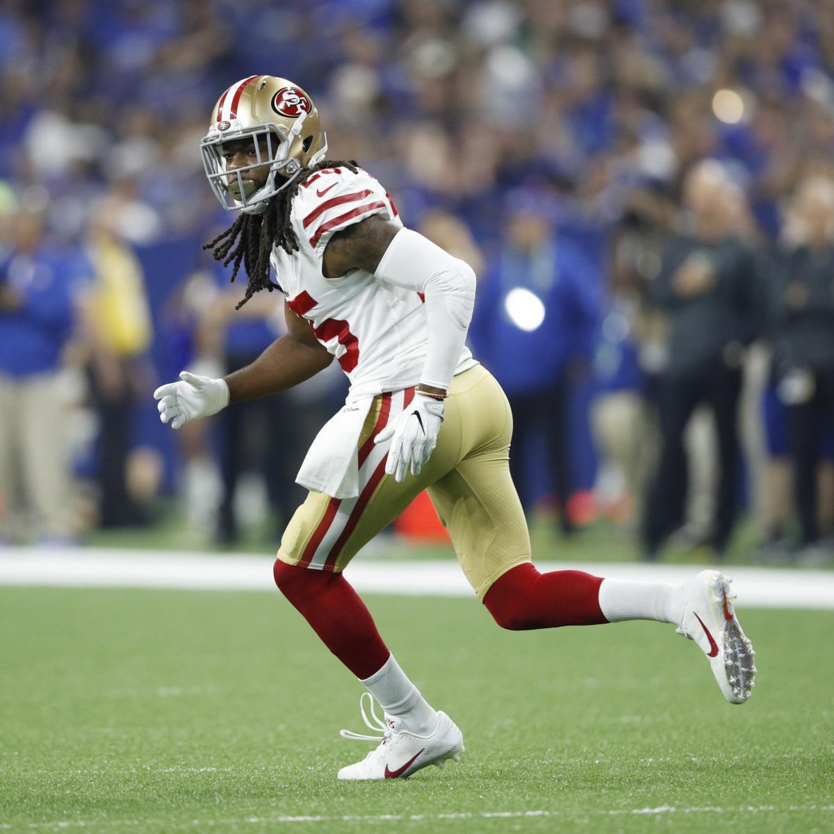 49ers' Richard Sherman in Walking Boot After Suffering Calf Injury vs. Chiefs