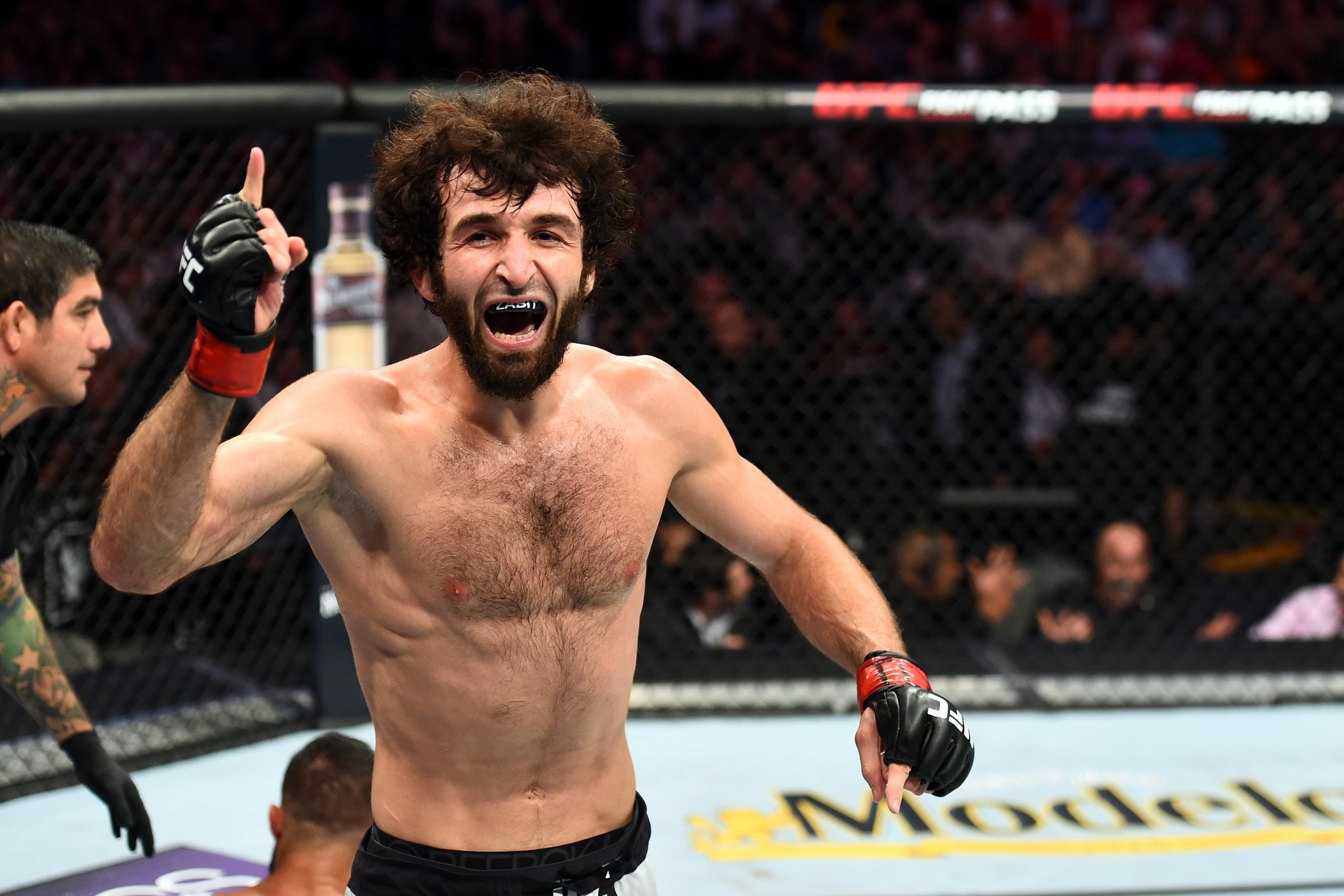 Learn the Name: Zabit Magomedsharipov Has the Tools to Be a UFC Star | Bleacher Report | Latest News, Videos and Highlights