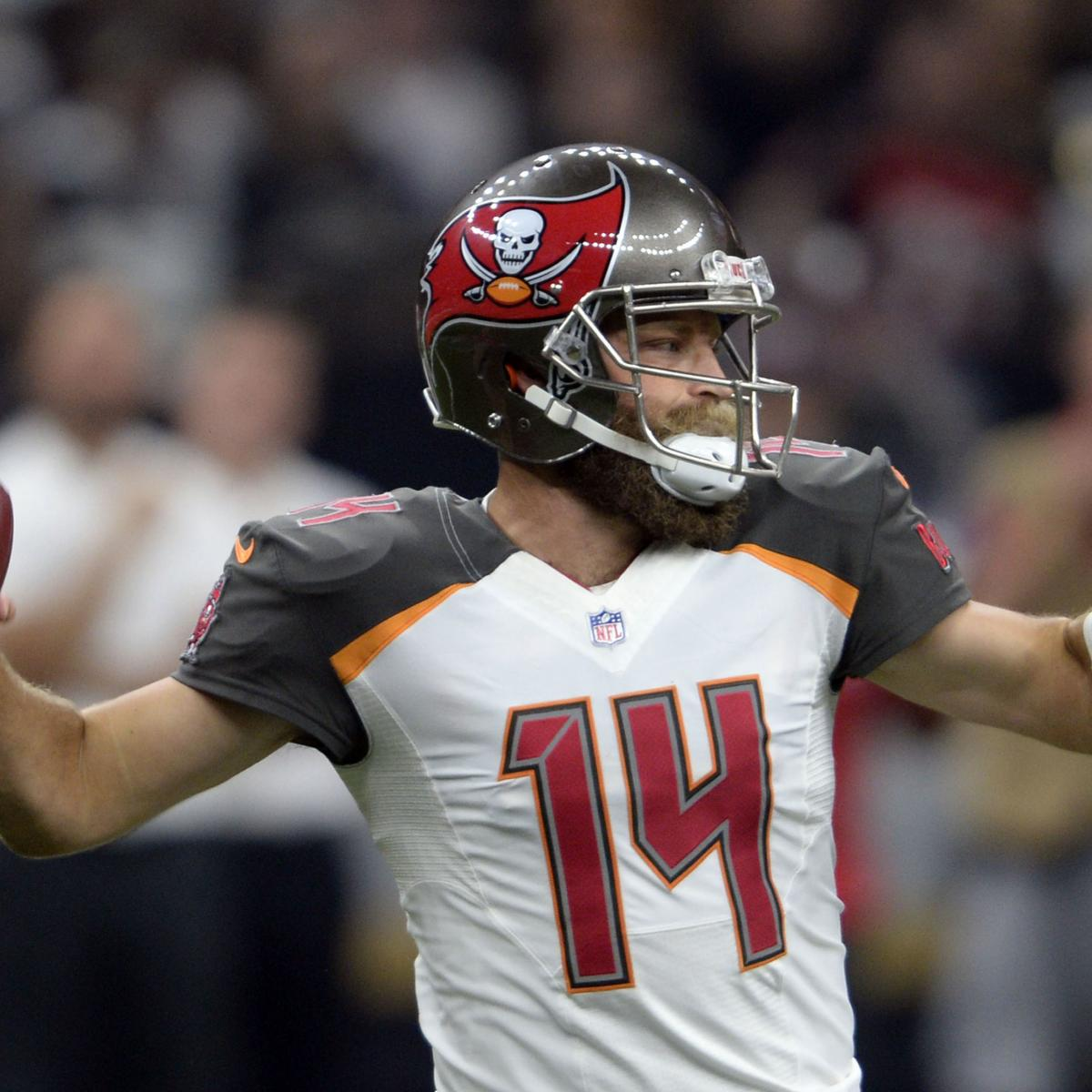 Hi Res Crop Exact 75 Ryan Fitzpatrick Desean Jackson Mike Evans Fantasy Outlook After Week Unu Bleacher Report Latest News Videos And Highlights