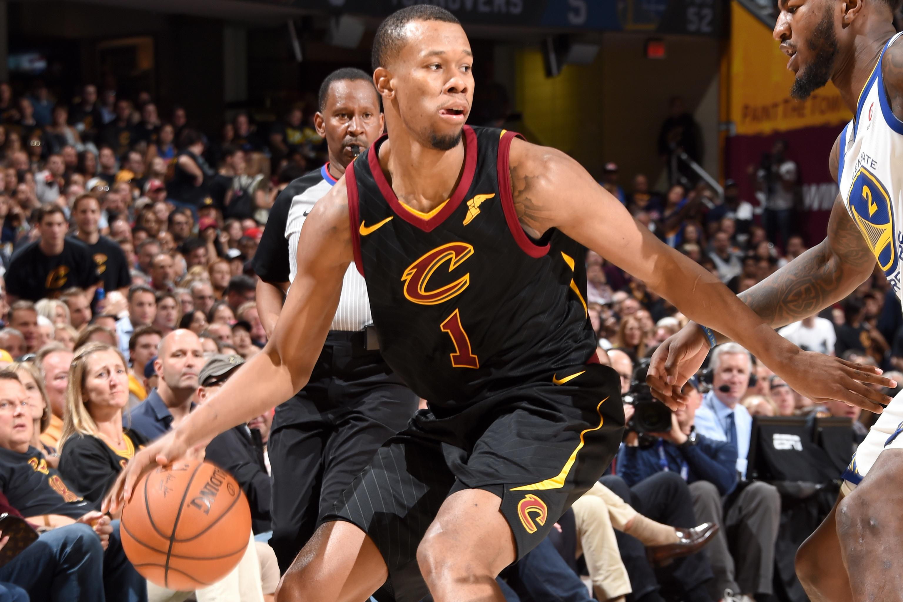 super popular fcfaa 985eb Rodney Hood, Cavs Desperately Need New Deal to Work in Post ...
