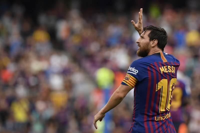 competitive price 0976d 8d839 Lionel Messi and Cristiano Ronaldo Headline FIFPro World XI ...