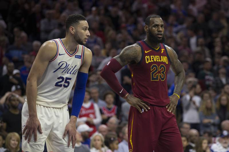 416f7916feb LeBron James to Produce NBC Comedy  Brotherly Love  Based on Ben Simmons