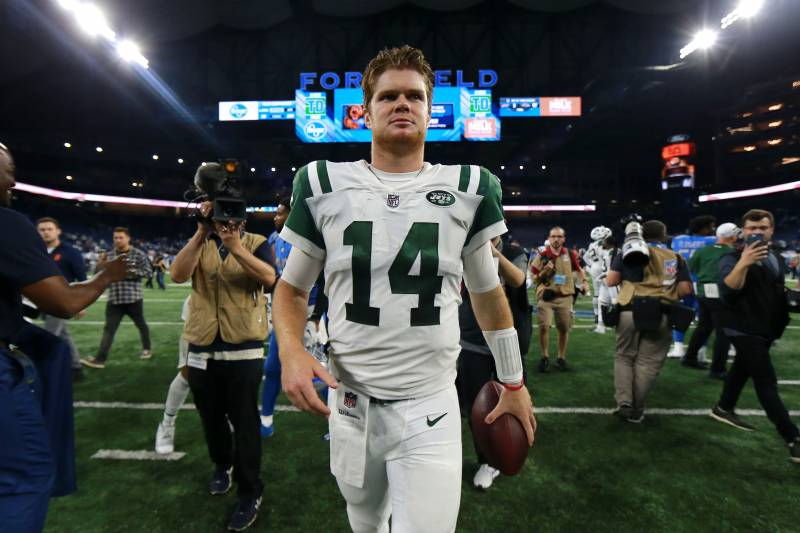 98a00f12b8d Broadway Sam Darnold and the New-Look Jets Are Coming for the AFC ...