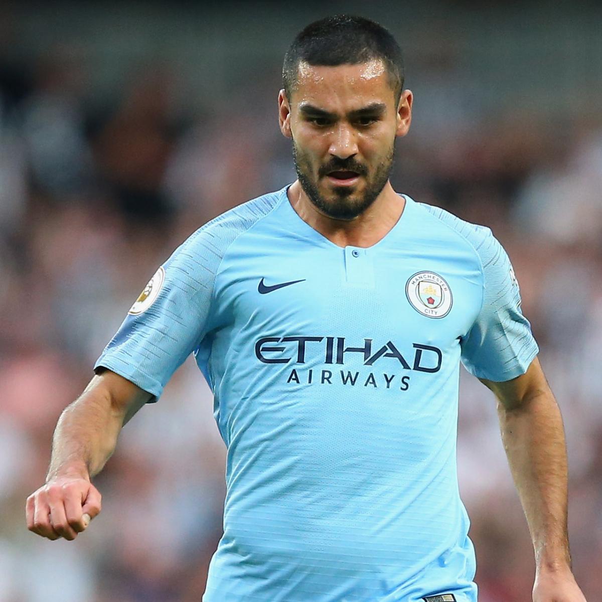 Manchester City Transfer News: Ilkay Gundogan Reportedly ...