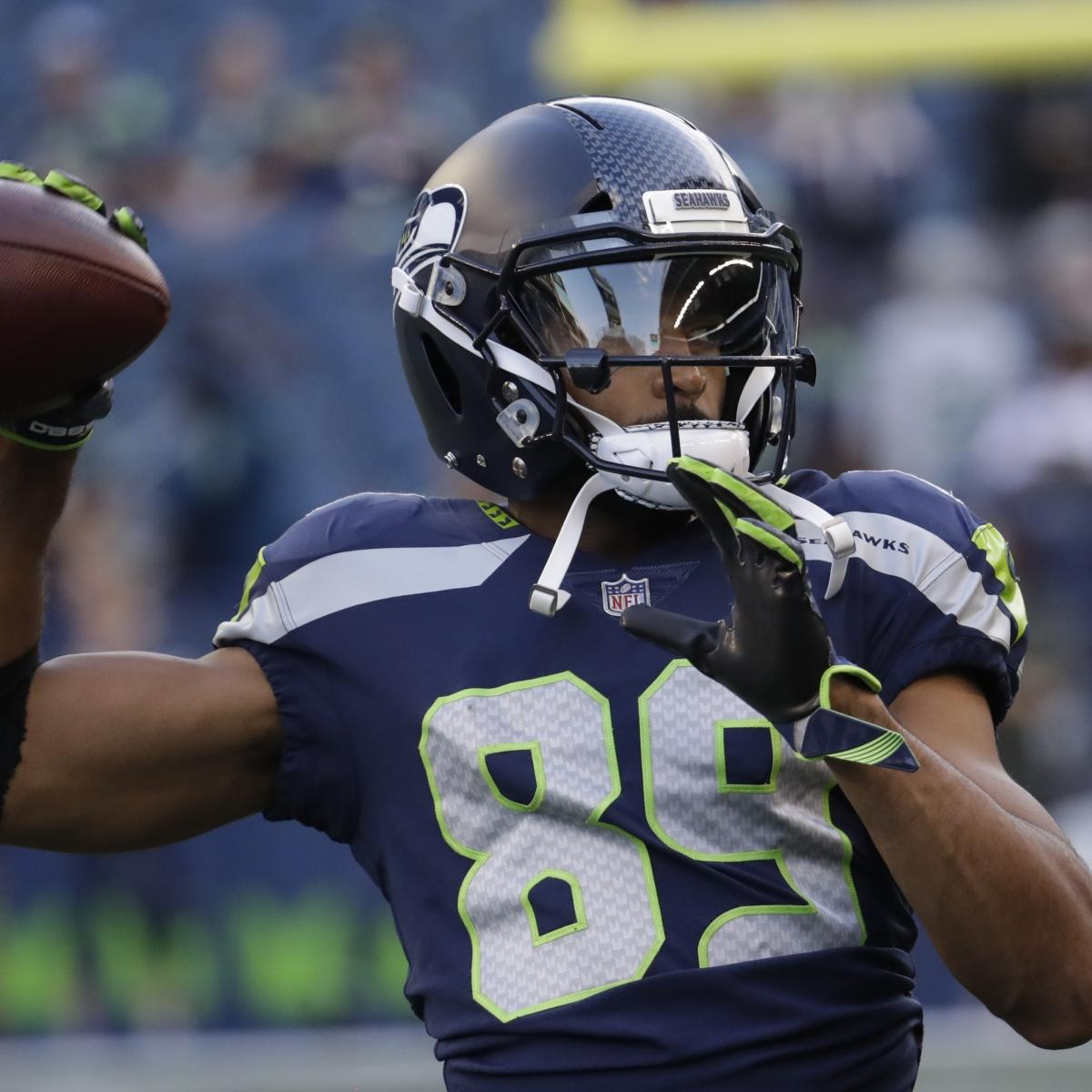 Seattle Seahawks Sign Doug Baldwin To 4 Year Extension: Doug Baldwin Will Play Week 4 After Recovering From Knee