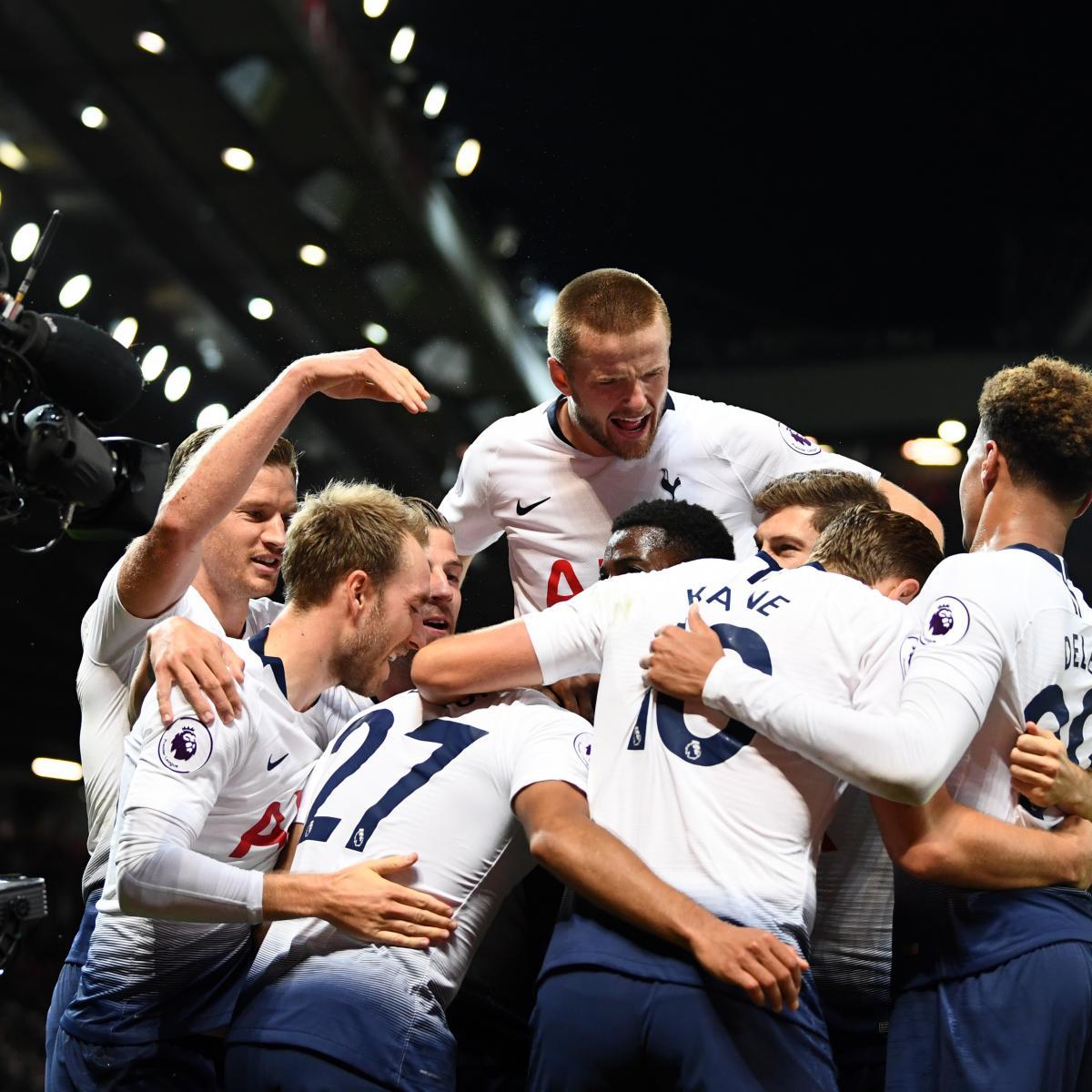 Ajax Vs Tottenham Hotspur Preview Live Stream Tv Info: Tottenham Vs. Liverpool: Odds, Preview, Live Stream, TV