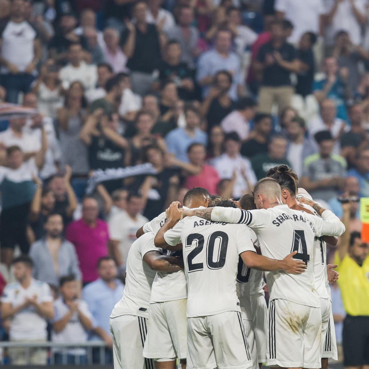Athletic Bilbao vs. Real Madrid: Odds, Preview, Live ...