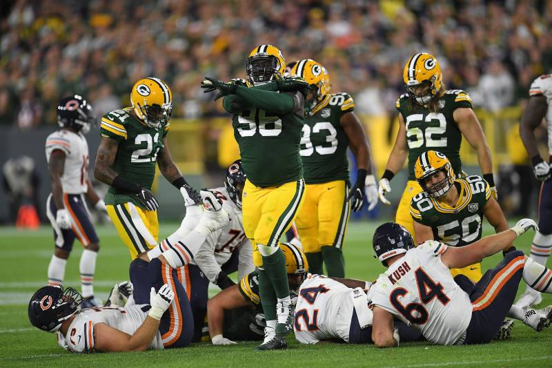 d97f7e11 Packers' Muhammad Wilkerson Carted off the Field with Ankle Injury ...
