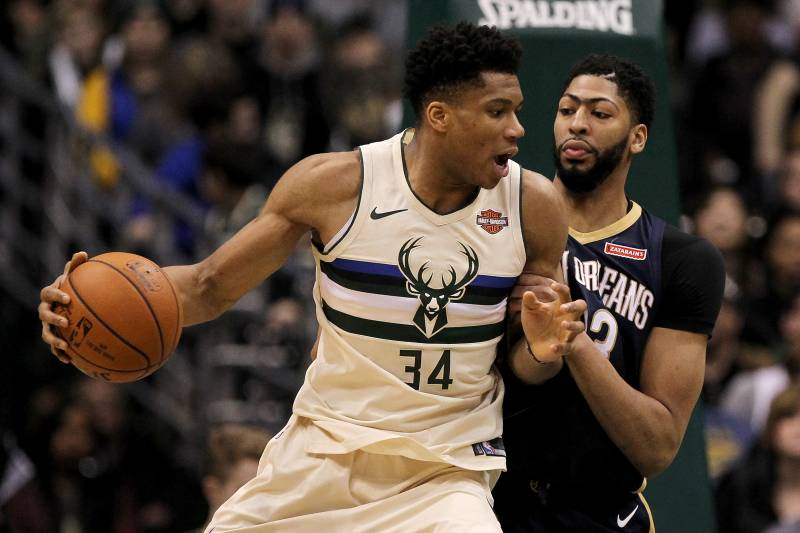 Is Anthony Davis Or Giannis Antetokounmpo The Better