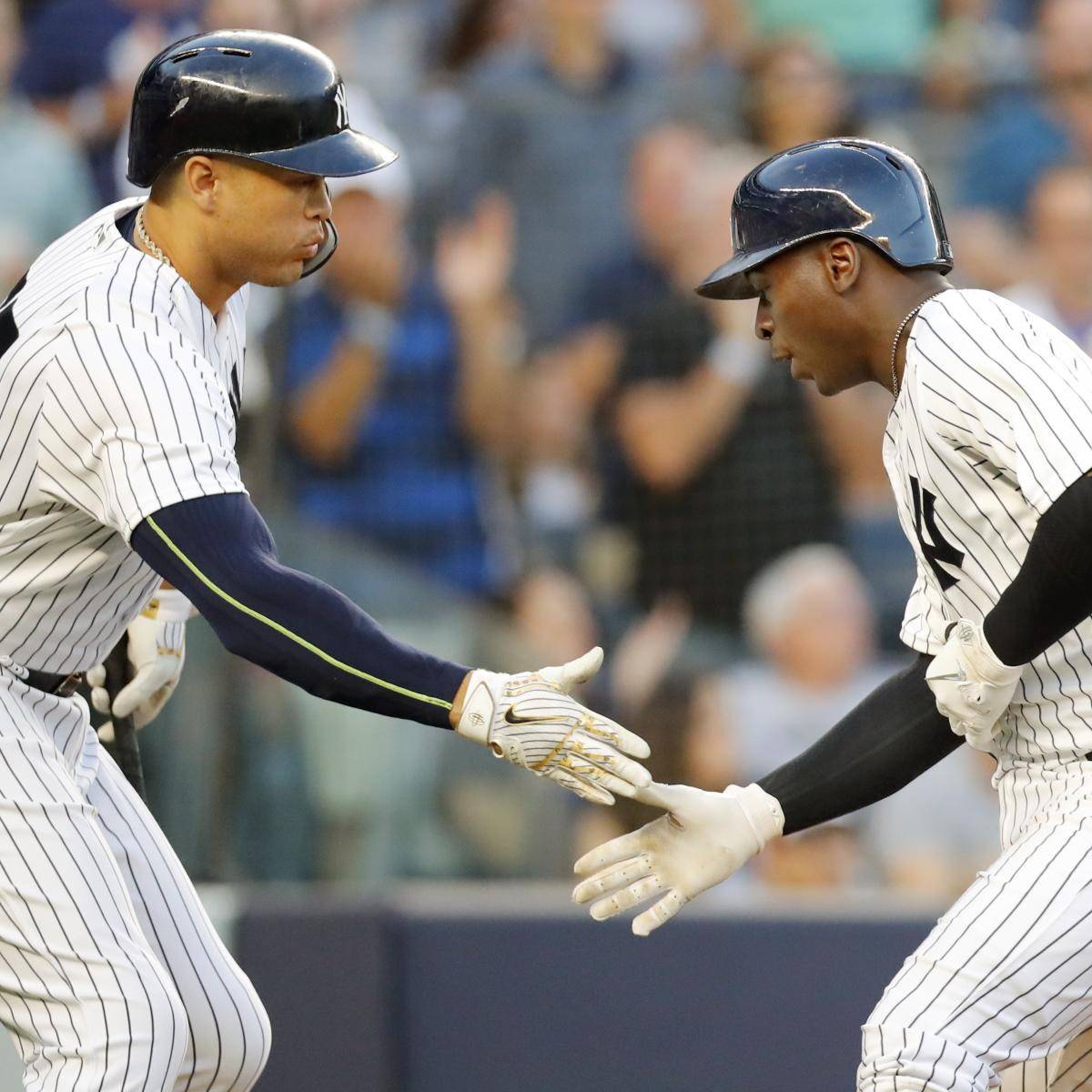 Yankees Clinch Playoff Berth with Win vs. Orioles