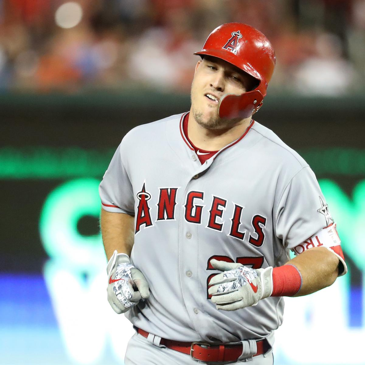 Mike Trout Reportedly Expected To Receive 'Lifetime