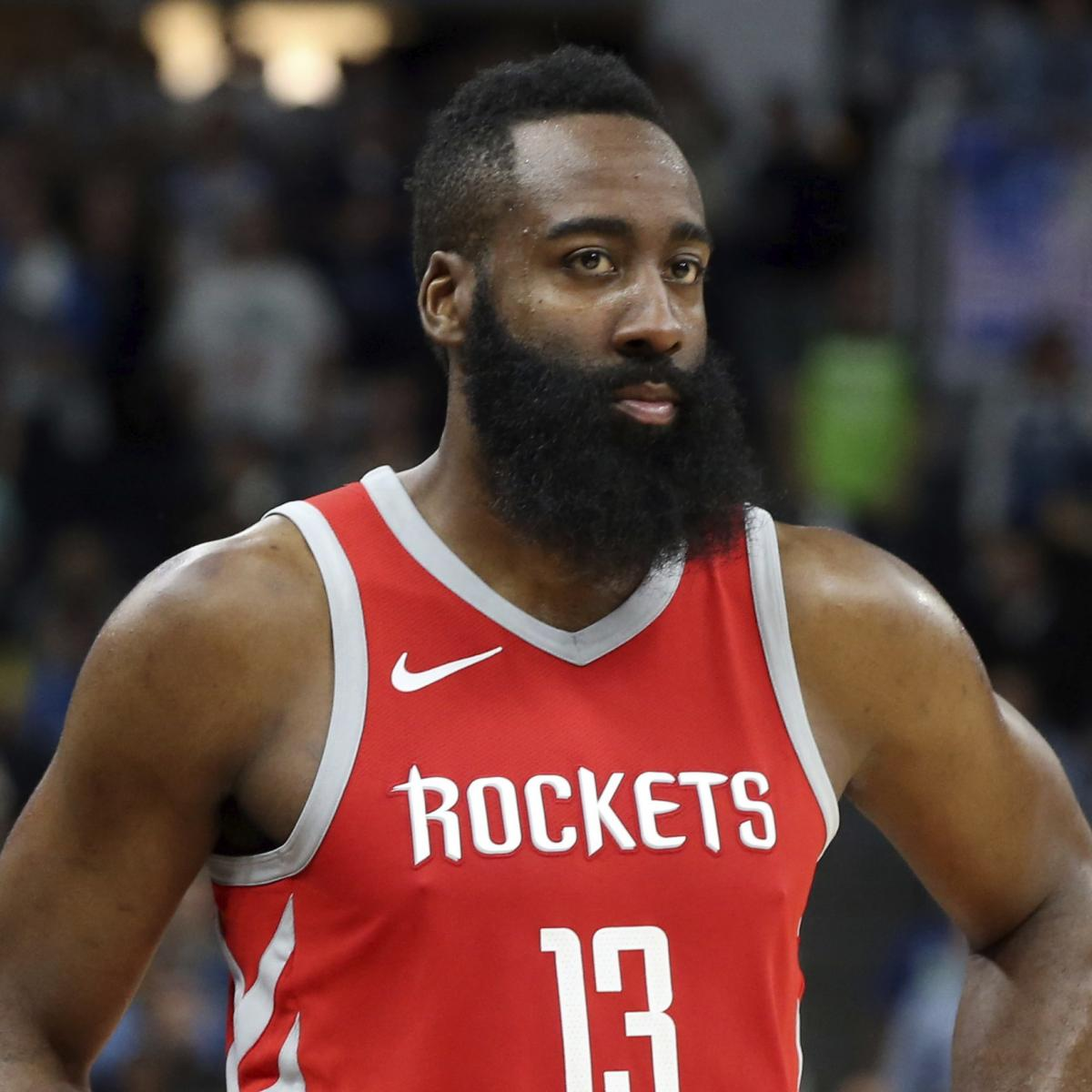 James Harden Latest News: Prosecutor To Review James Harden Allegedly Taking Woman's