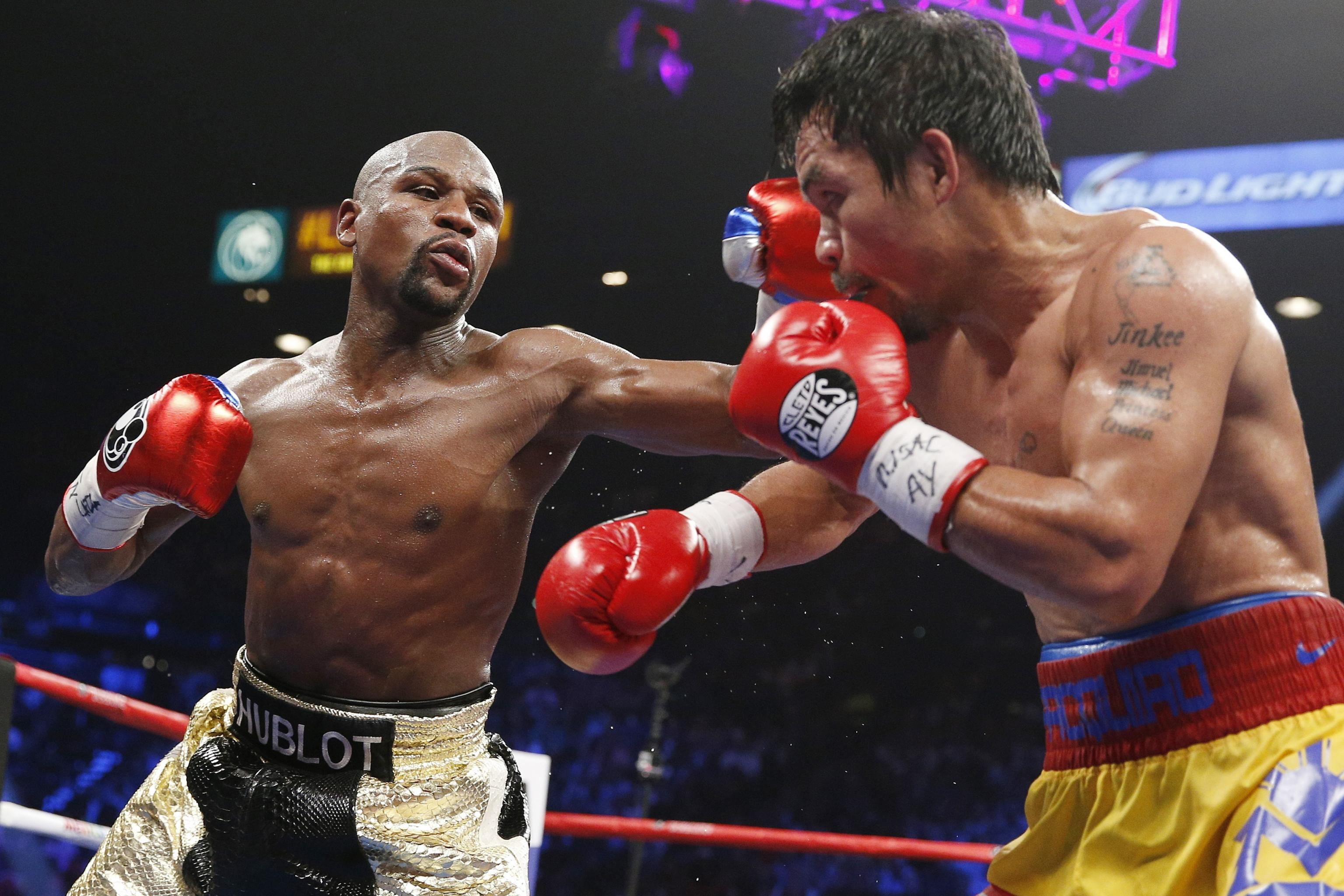Floyd Mayweather Vs Manny Pacquiao 2 Odds Money Opens As Early Favorite Bleacher Report Latest News Videos And Highlights