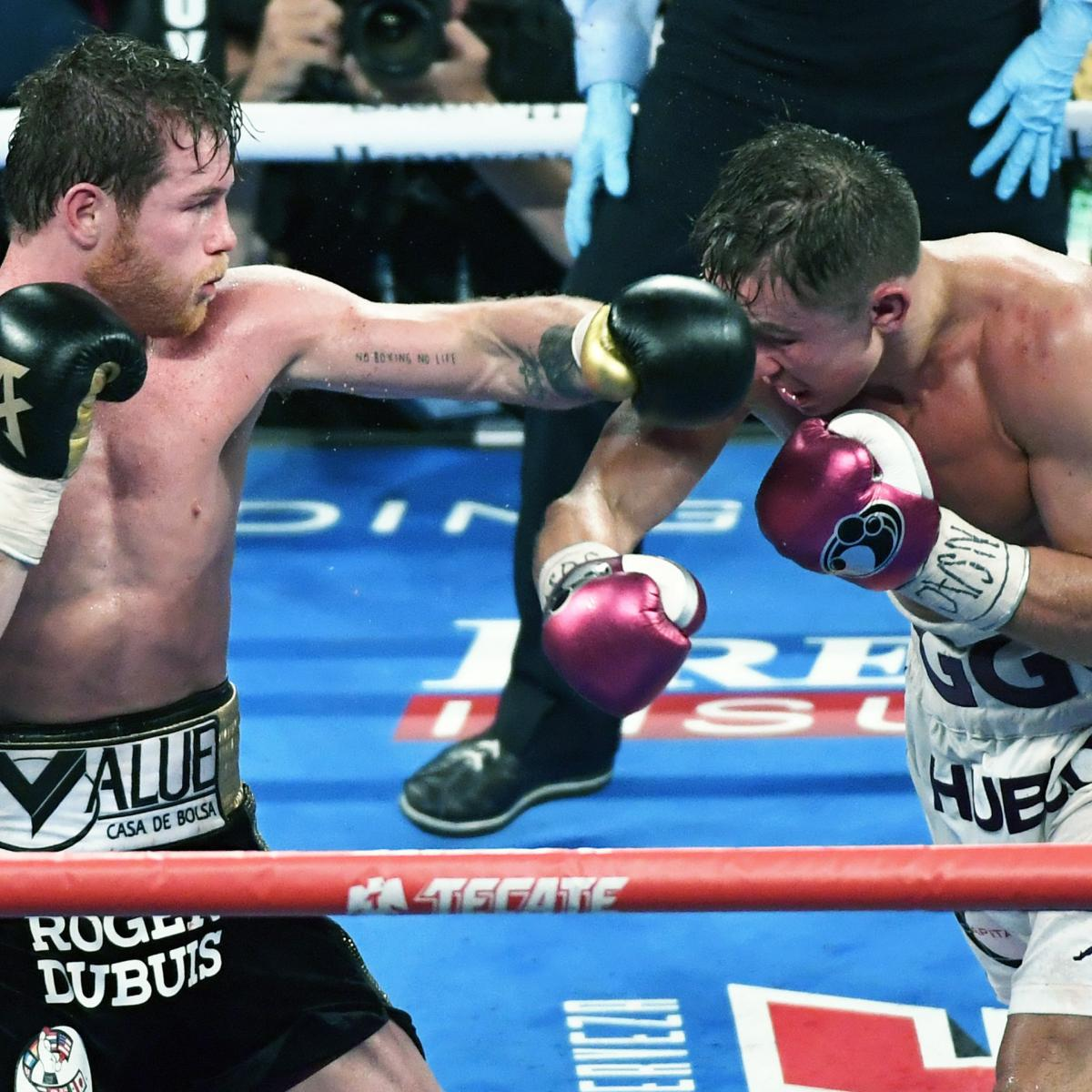9fd0747abd59 Canelo Alvarez Is Boxing s Present and Future After Gritty Gennady Golovkin  Win
