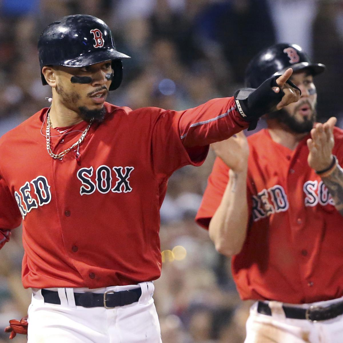 Red Sox Clinch AL East Division Title with Win vs. Yankees