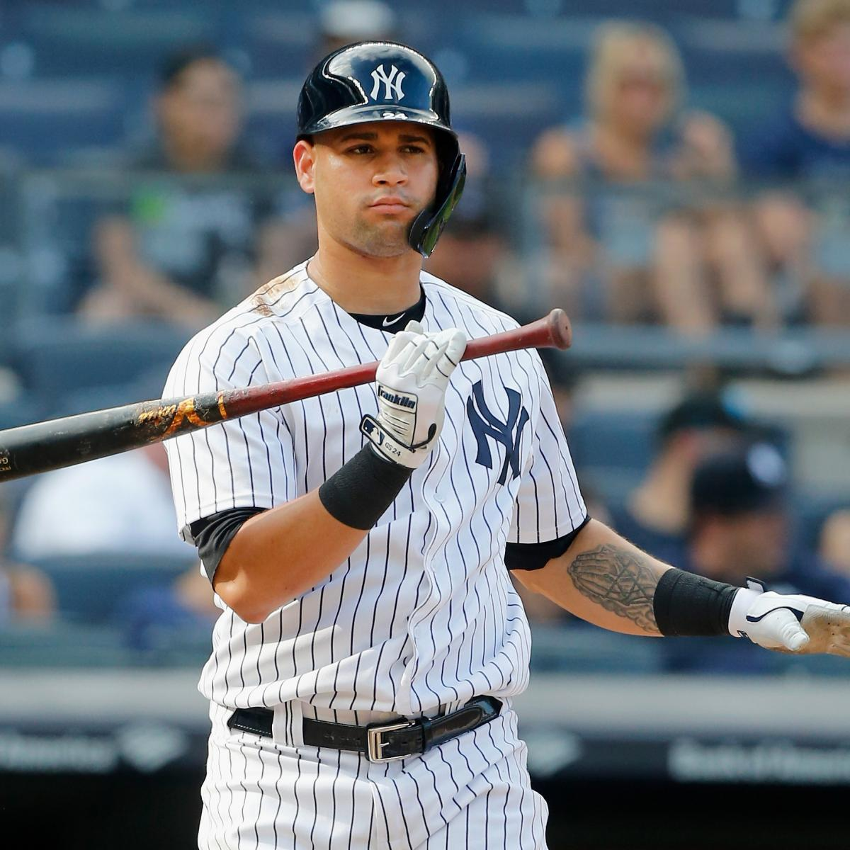 size 40 b2f7b 65e2d How Gary Sanchez Collapsed from Potential MVP to Yankees ...