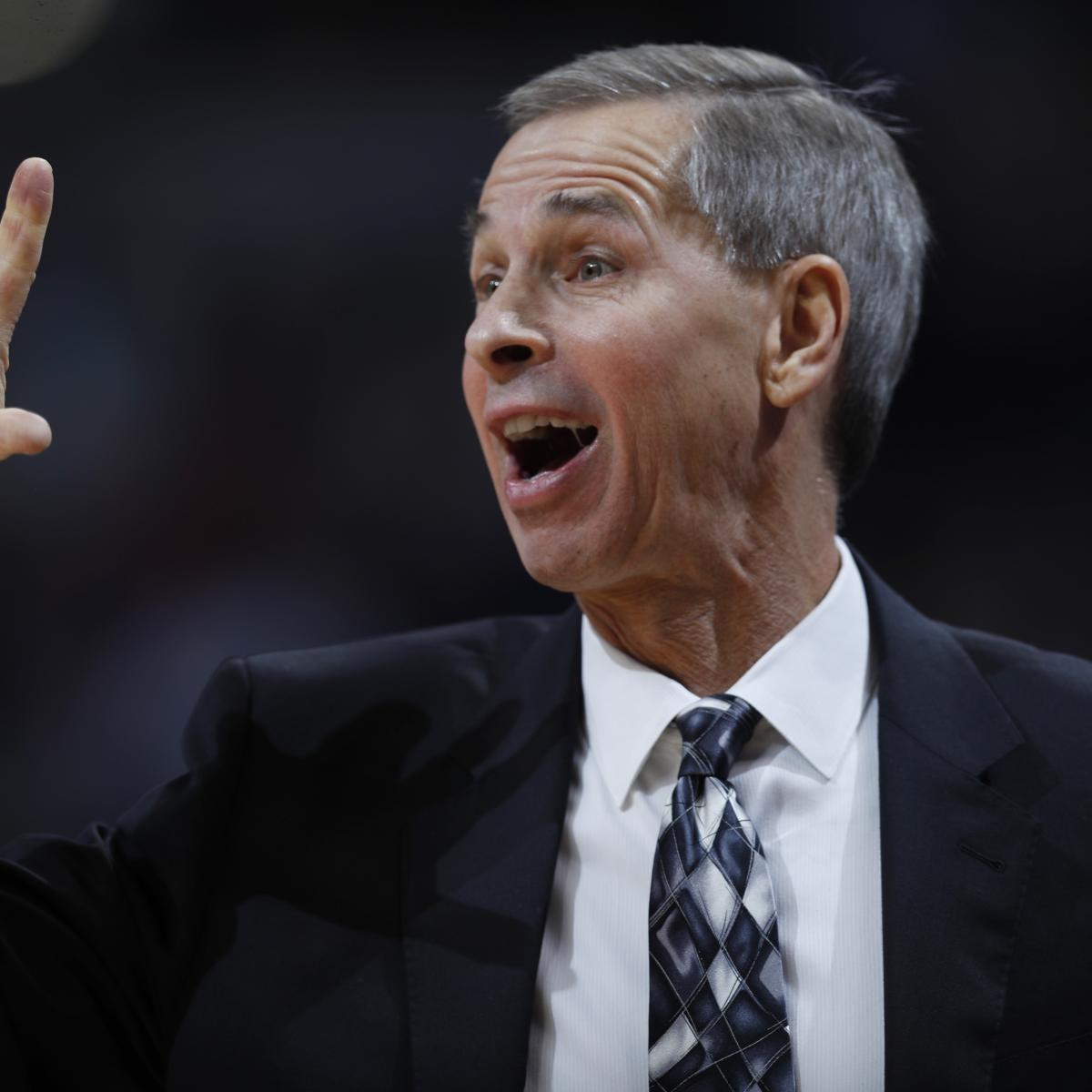 Houston Rockets Defensive Coach: NBA Rumors: Rockets Associate Head Coach Jeff Bzdelik To
