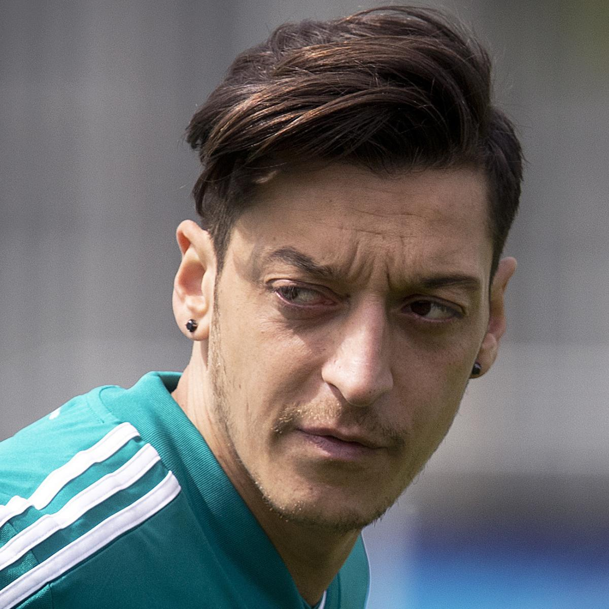 Agent Defends Mesut Ozil Against 'Naive or Scheming' Germany Internationals  | Bleacher Report | Latest News, Videos and Highlights
