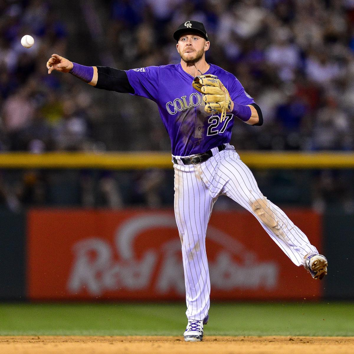 rockies trevor story s test results on injury