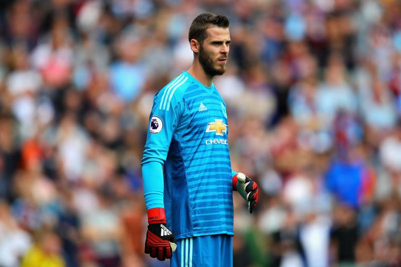 more photos 5abd8 5ed25 David De Gea Brushes off 'Stupid' World Cup Criticism Before ...