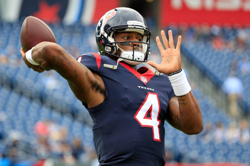 Deshaun Watson 'Not Worried' About Racist Facebook Post by