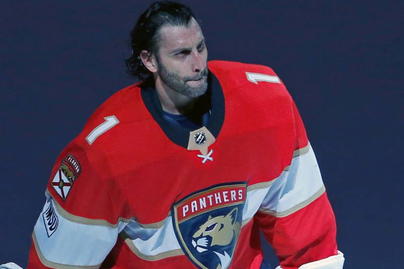 Hi Res Crop North 70 Center Top File This April Dou Photo Florida Panthers Goaltender Roberto