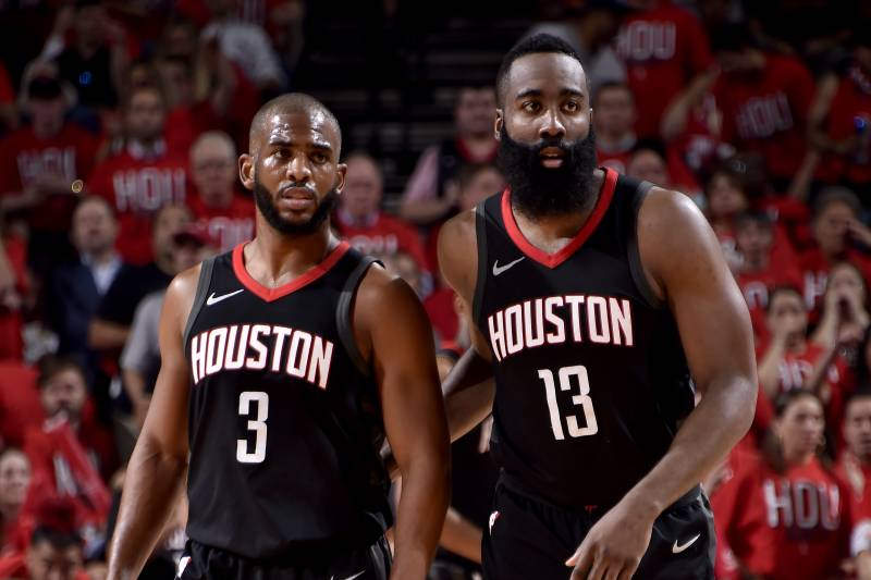 1ec357efdcab Will James Harden and Chris Paul Repeat Their 2017-18 Performance or ...