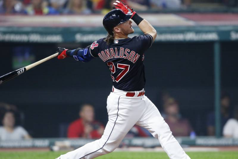 Josh Donaldson, Braves Agree to 1-Year Contract | Bleacher Report ...