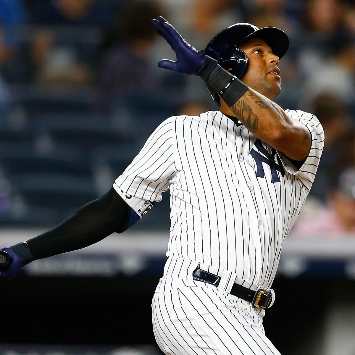 Yankees Become 6th Team in MLB History to Hit 250 Home Runs in Season