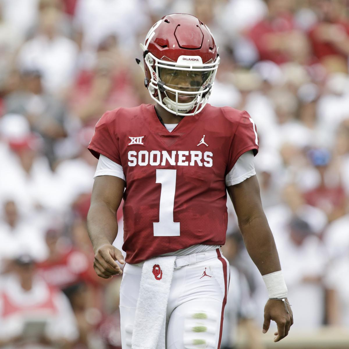 Kyler Murray, Oklahoma Narrowly Avoid Army Upset in OT Win | Bleacher Report | Latest News, Videos and Highlights