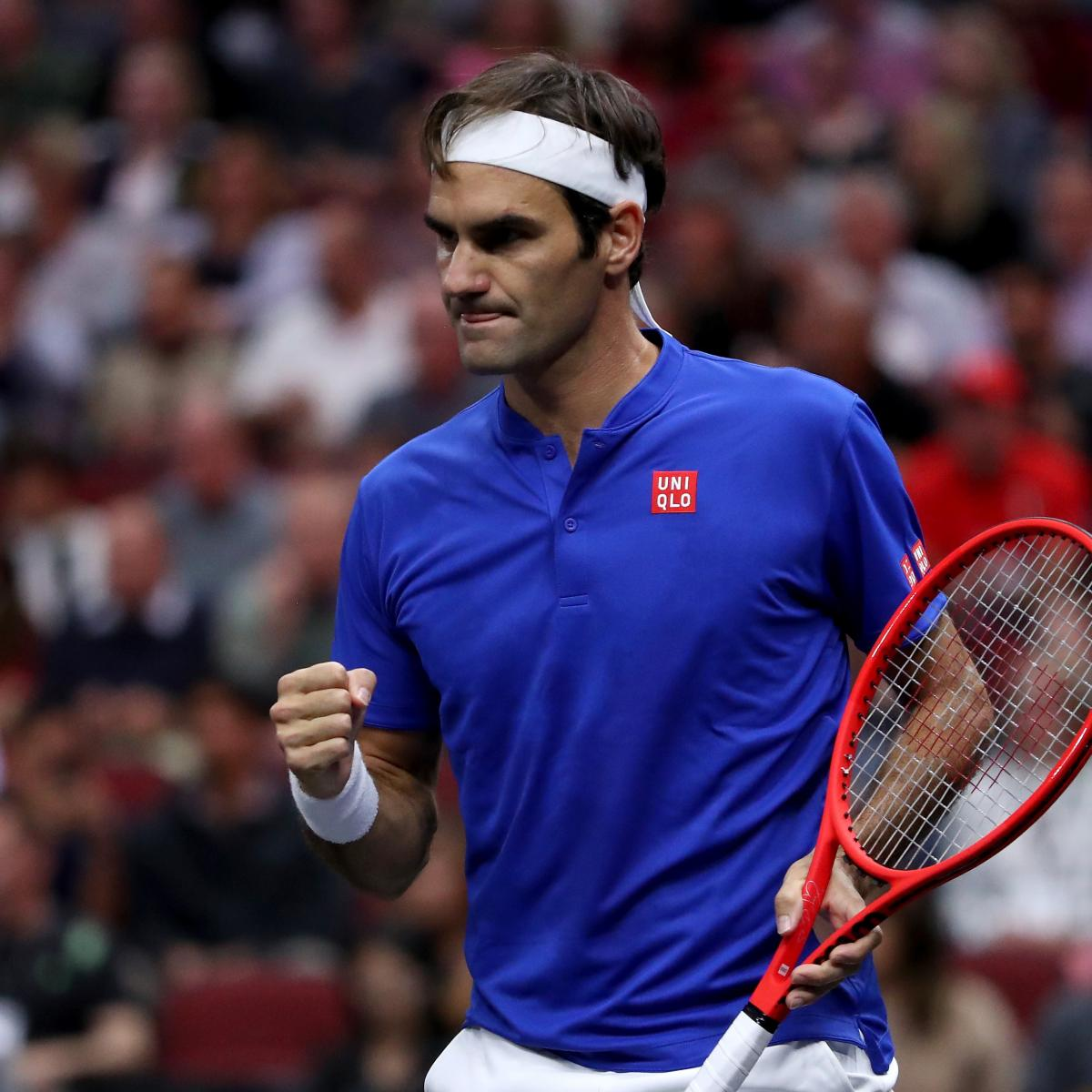 2018 Results & Leaderboard | Scores & Results | Laver Cup