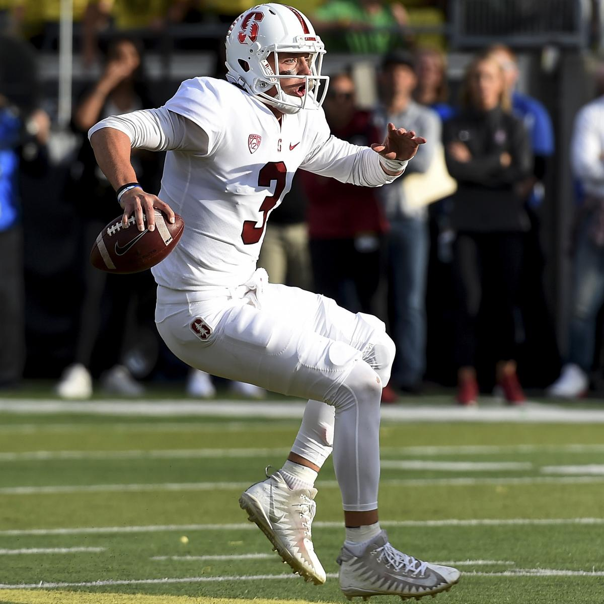 Stanford Pulls Off Miracle Comeback to Beat Oregon 38-31 in OT | Bleacher Report | Latest News, Videos and Highlights