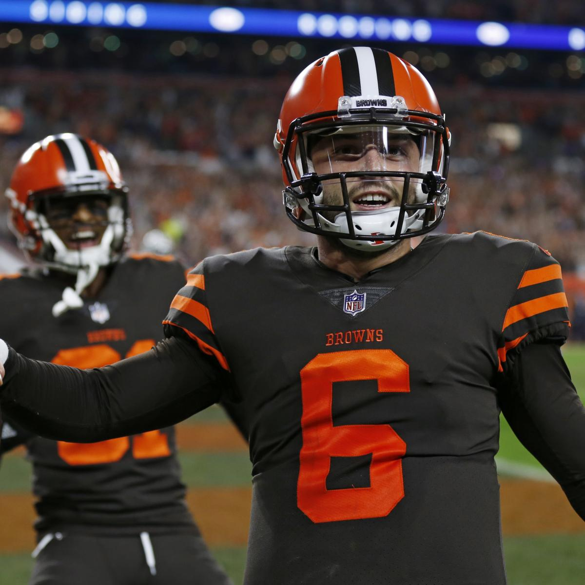 Baker Mayfield's Fantasy Outlook as Browns' Starting QB