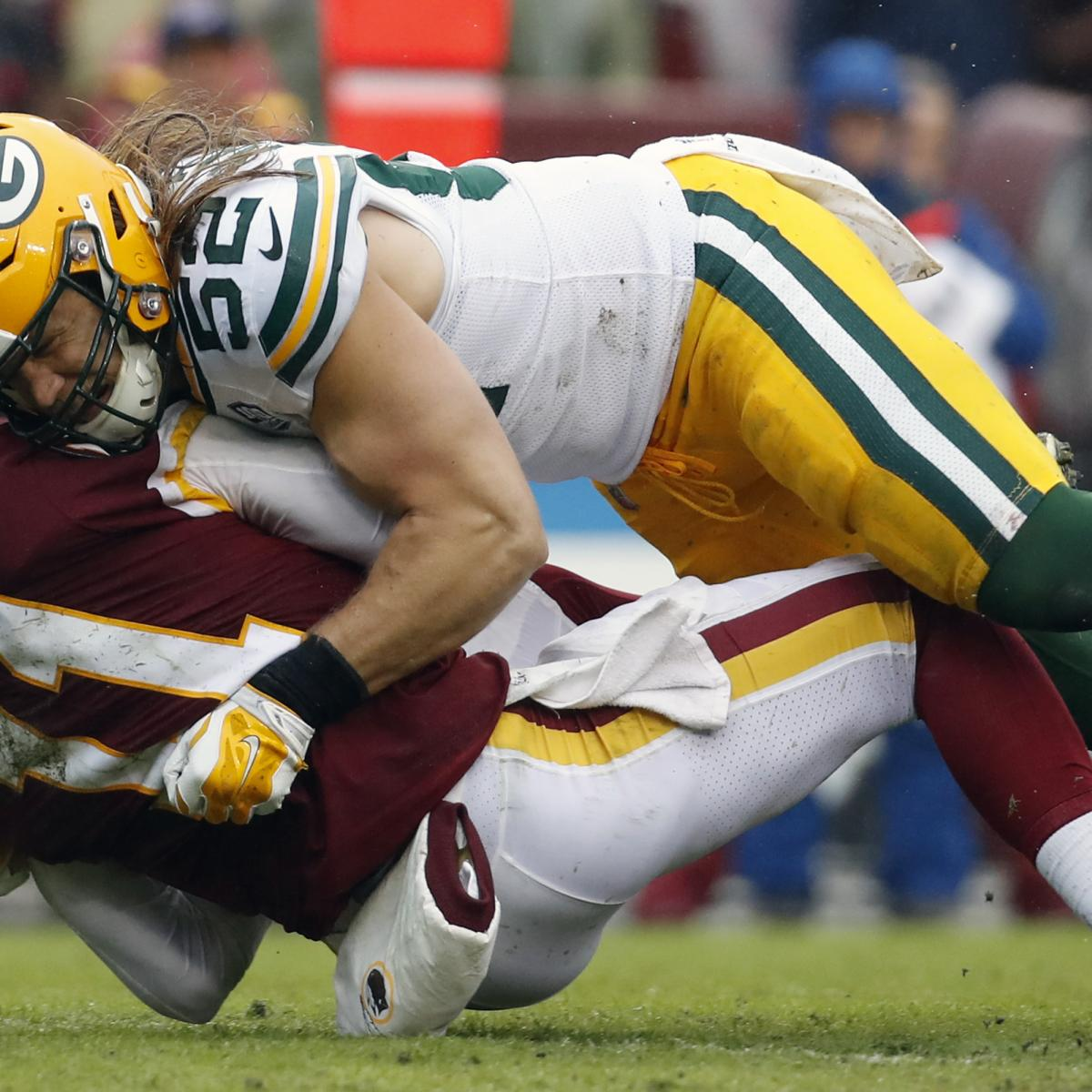 Penalty on Clay Matthews' Textbook Hit Embroils NFL in Another Rules Controversy