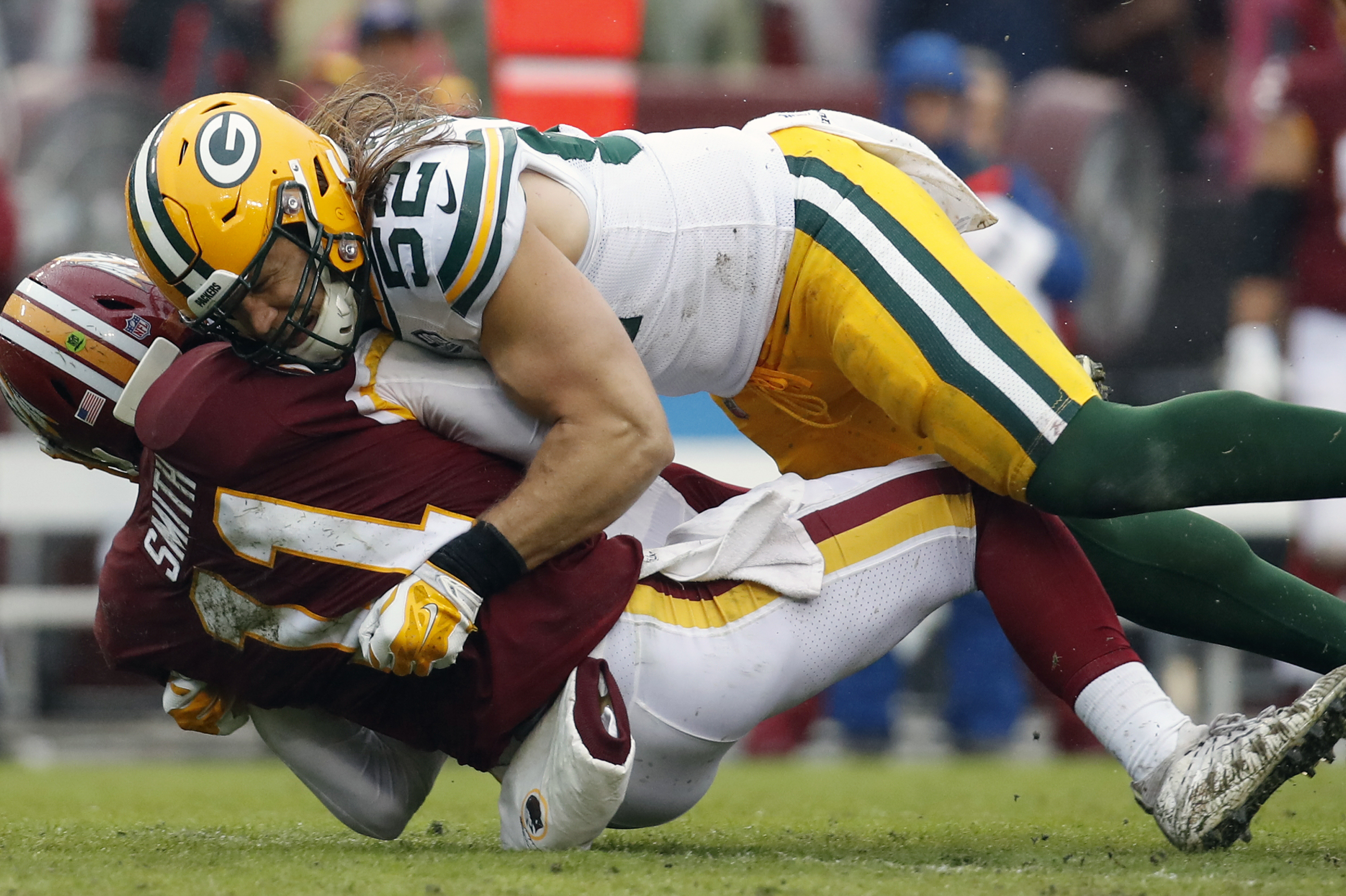 info for a0625 62a61 Penalty on Clay Matthews' Textbook Hit Embroils NFL in ...
