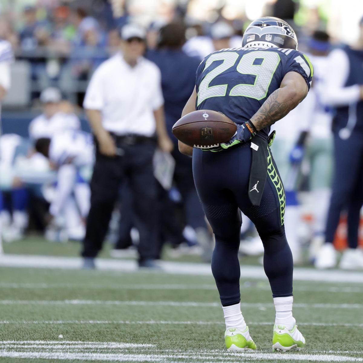 Earl Thomas: Bowing to Cowboys Sideline Was 'In the Moment' Amid Trade Rumors
