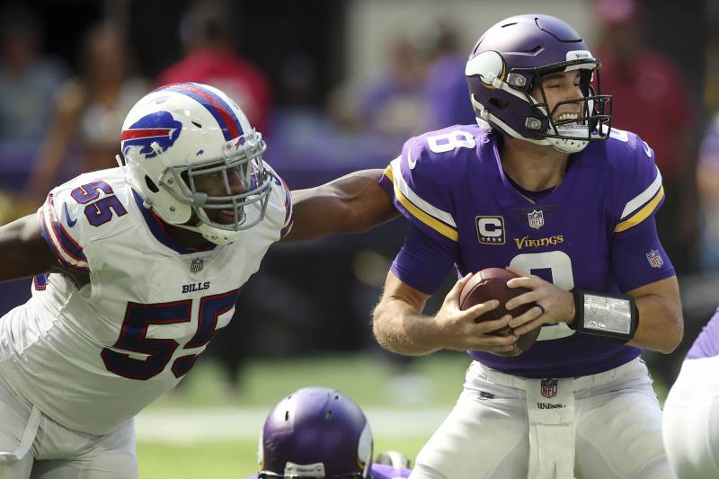 NFL Week 4 Predictions: Early Projections for Vegas' Odds