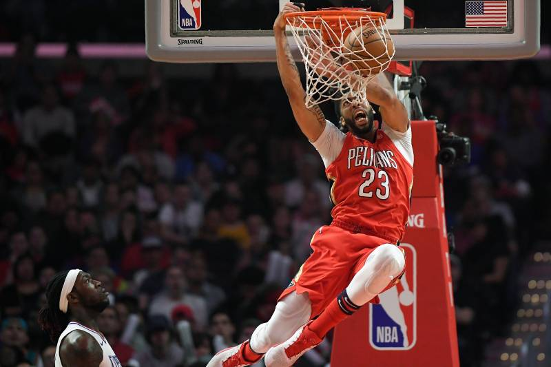 Rich Paul: Anthony Davis Doesn't Want to Leave Pelicans After