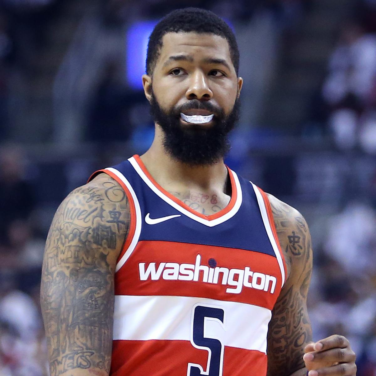 Markieff Morris Says Celtics Have 'Never Been Better' Than Wizards