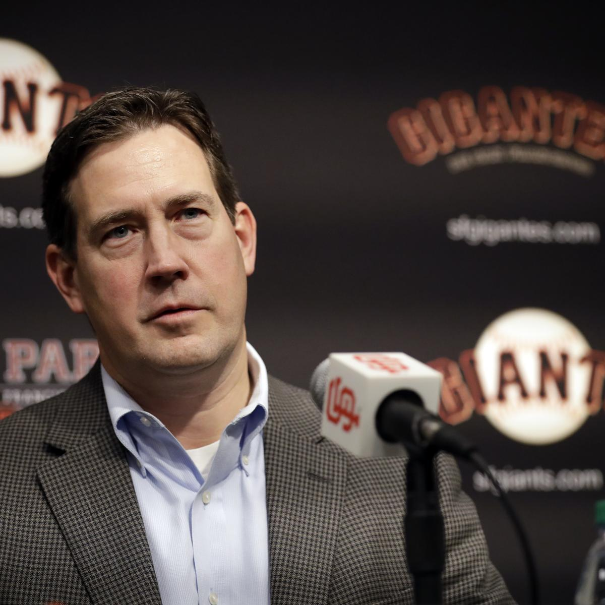Bobby Evans Reportedly Fired as Giants GM After 4 Seasons