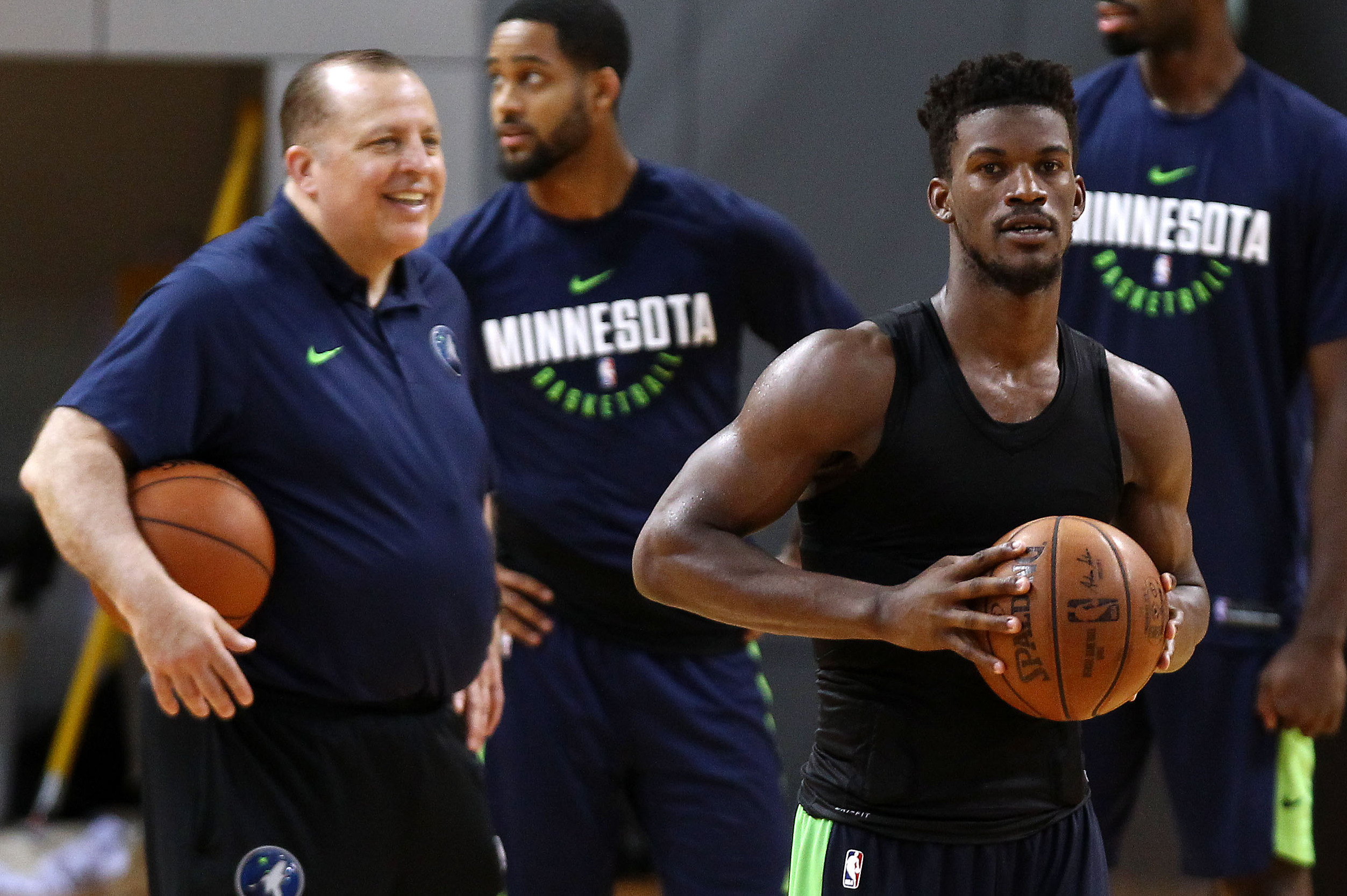 Jimmy Butler Trade Rumors: Tom Thibodeau Failed in Convincing SG ...
