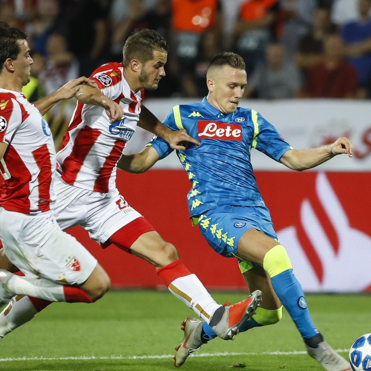 Report: Napoli Plan €150M Release Clause for Liverpool Target Piotr Zielinski | Bleacher Report | Latest News, Videos and Highlights