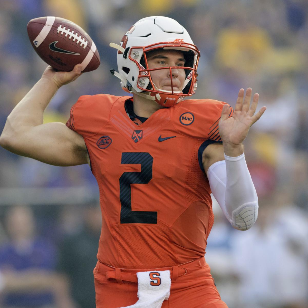 Syracuse Orange vs. Clemson Tigers Odds, Analysis, College Football Betting Pick | Bleacher Report | Latest News, Videos and Highlights