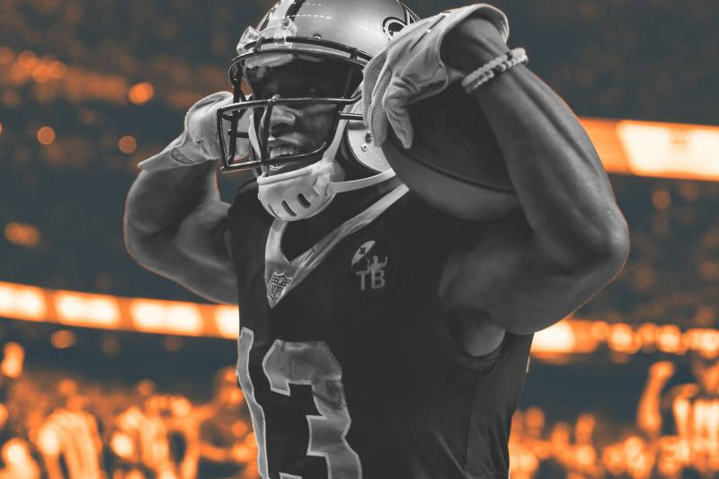 28a7b21866d Saints Receiver Michael Thomas Is Here to Make History, Not to Be Famous