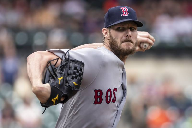 Red Sox News: Chris Sale to Start Game 1 of 2018 ALDS for